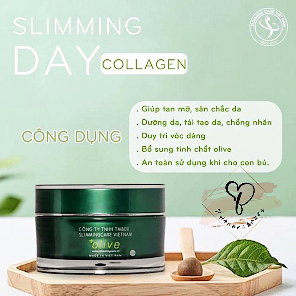 kem slimming day colagen)